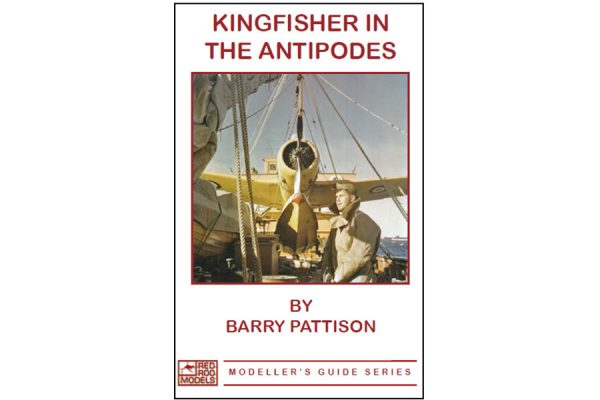 kingfisher in the antipodes