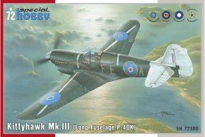 Special Hobby Kittyhawk Mk.III