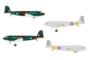 Early RAAF Schemes