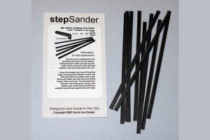 stepSander Offset Sanding Tool Refill Pack 220 grit