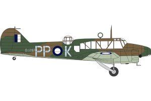 RAAF AVRO ANSONS