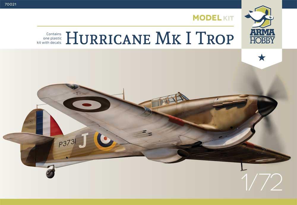 arma -  [ARMA HOBBY] Hurricane Mk.I   (revue de kit) Ah-70021-web